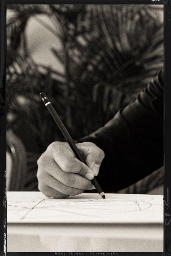 Atelier artistique workshop