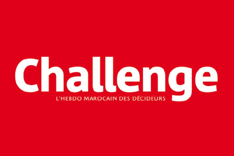 Apparition dans la magazine Challenge hebdo