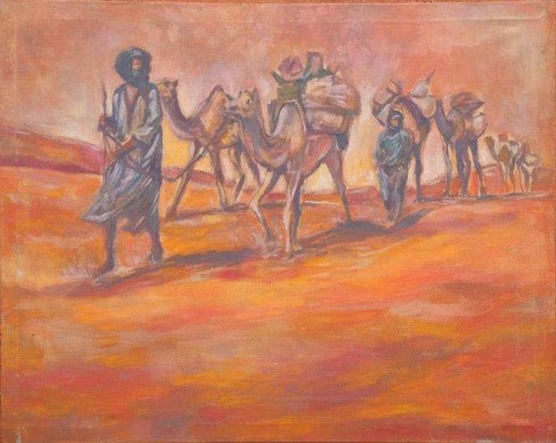 Un air de patrimoine nomadisme et savoir faire ancestral