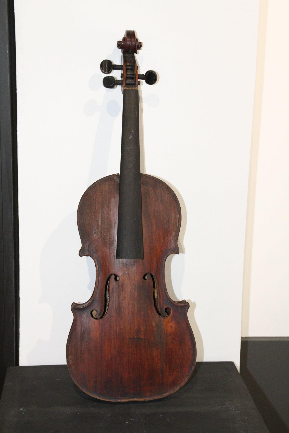 Violon 1970