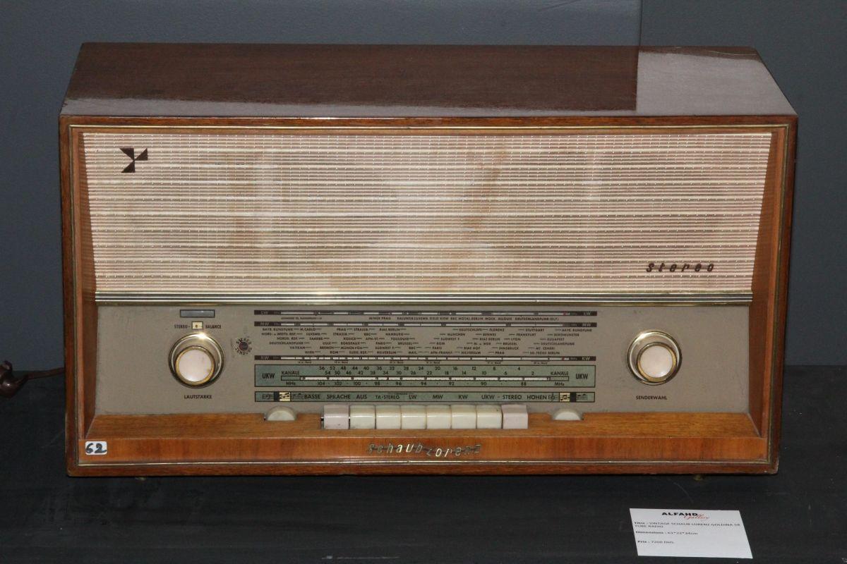 Radio vintage - Schaub Lorenz